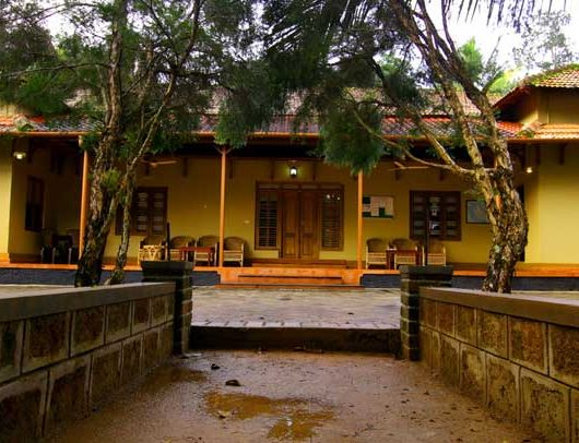 A Seventy Five Years Old Kerala Style Heritage Resort